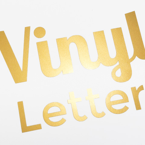 Vinyl Lettering & Cut Vinyl Logos - Colour Frog